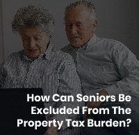 How Can Seniors Be Excluded From Property Tax Burden