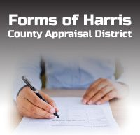 forms of harris county appraisal district