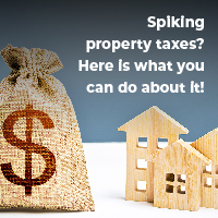 Spiking property taxes Here is what you can do about it