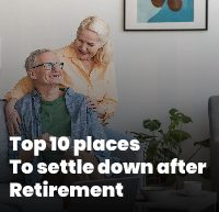 Top 10 places to settle down after retirement